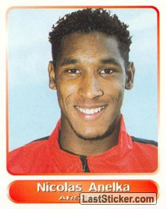 Nicolas Anelka (Your favourite top players)