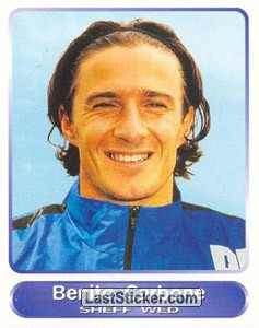 Benito Carbone (Your favourite top players)