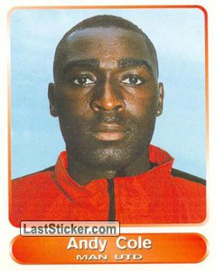 Andy Cole (Your favourite top players)
