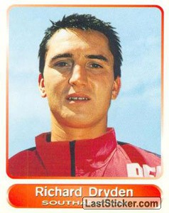 Richard Dryden (Your favourite top players)