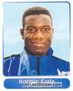 Robbie Earle (Your favourite top players)