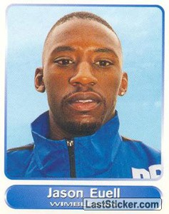 Jason Euell (Your favourite top players)