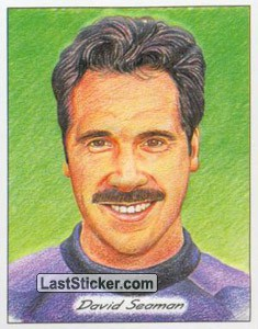 David Seaman (3D Glyptic stickers)