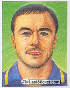 Dennis Wise (3D Glyptic stickers)