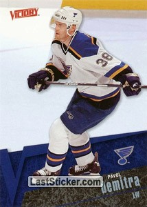 Pavol Demitra (St. Louis Blues)