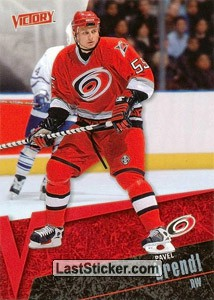 Pavel Brendl (Carolina Hurricanes)
