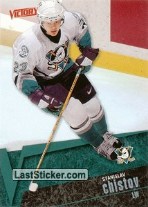 Stanislav Chistov (Anaheim Mighty Ducks)