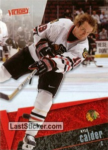 Kyle Calder (Chicago Blackhawks)