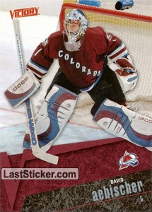 David Aebischer (Colorado Avalanche)