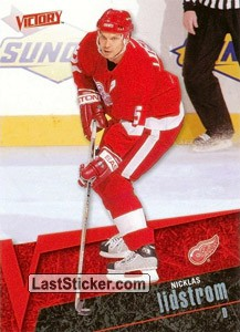 Nicklas Lidstrom (Detroit Red Wings)