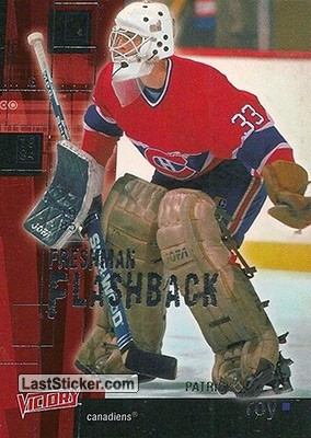 Patrick Roy (Montreal Canadiens)