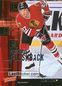 Jeremy Roenick (Chicago Blackhawks)