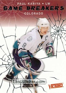 Paul Kariya (Colorado Avalanche)