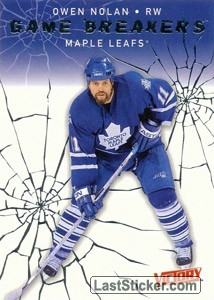 Owen Nolan (Toronto Maple Leafs)