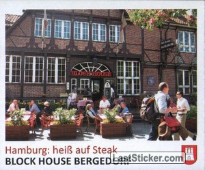 Block House Bergedorf (Hamburg: Heiss auf Steak)