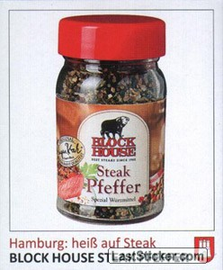 Block House Steak Pfeffer (Hamburg: Heiss auf Steak)