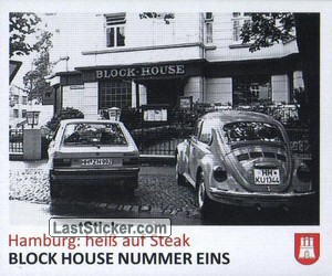 Block House Nummer Eins (Hamburg: Heiss auf Steak)