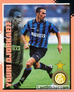 Youri Djorkaeff (Inter)