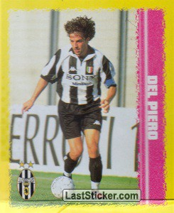 Del Piero (Superstar  Seria A)