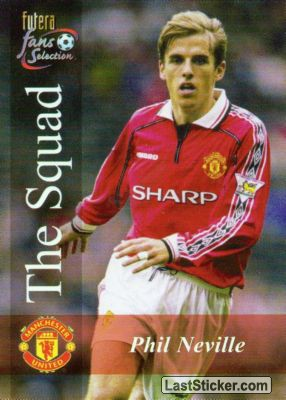 Phil Neville (The Squad)