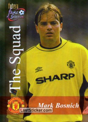 Mark Bosnich (The Squad)