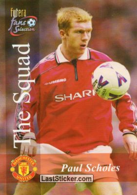 Paul Scholes (The Squad)