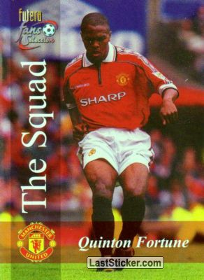 Quinton Fortune (The Squad)