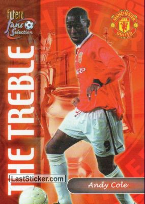 Andy Cole (The Treble)