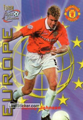 Ronny Johnsen (Europe)