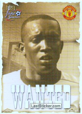 Dwight Yorke (Wanted)