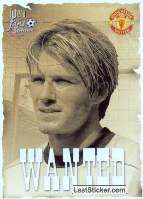 David Beckham (Wanted)