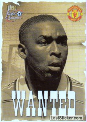 Andy Cole (Wanted)