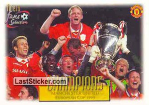 European Cup Champions 1999 (Champions)