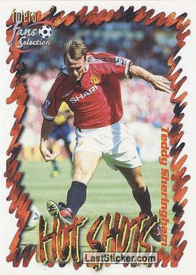 Teddy Sheringham (Hot Shots)