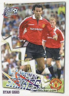 Ryan Giggs (Lightning Strikes)