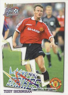 Teddy Sheringham (Lightning Strikes)