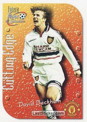 David Beckham (Cutting Edge)