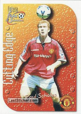 Paul Scholes (Cutting Edge)