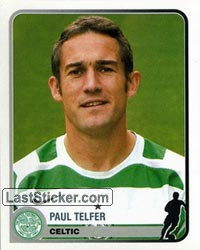 Paul Telfer (Celtic FC)