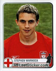 Stephen Warnock (Liverpool FC)