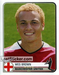 Wes Brown (Manchester United FC)