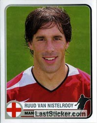 Ruud van Nistelrooy (Manchester United FC)