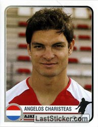 Angelos Charisteas (AFC Ajax)