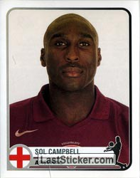 Sol Campbell (Arsenal FC)
