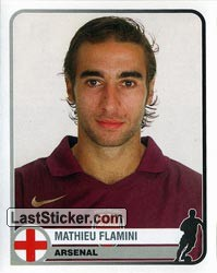 Mathieu Flamini (Arsenal FC)