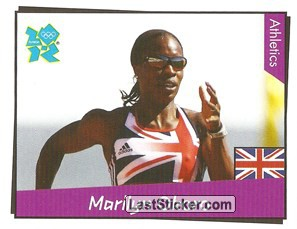 Marilyn Okoro (Athletics)