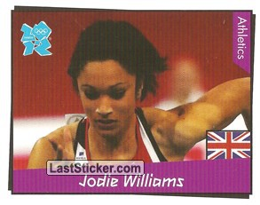 Jodie Williams (Athletics)