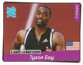 Tyson Gay (Athletics)