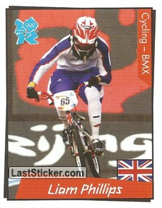Liam Phillips (Cycling - BMX)