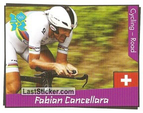 Fabian Cancellara (Cycling - Road)